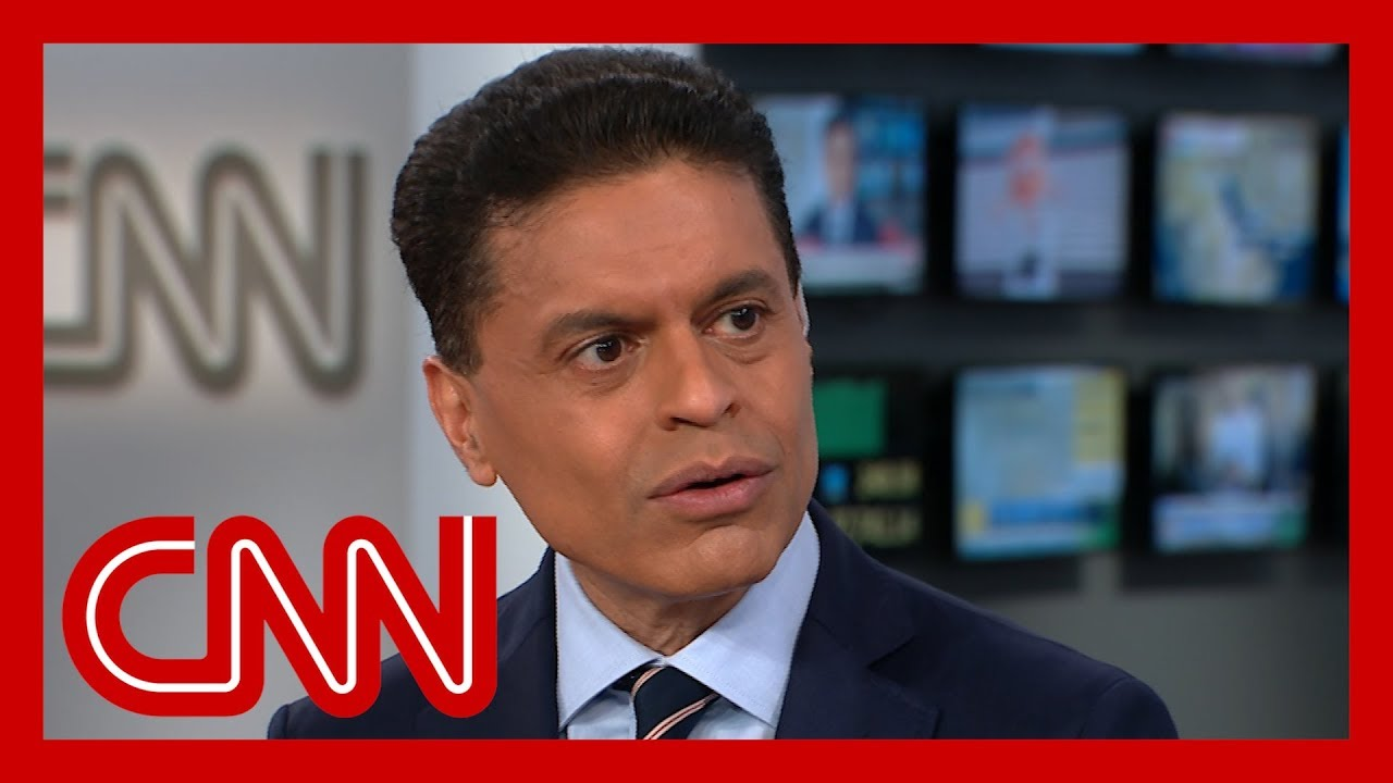Fareed Zakaria reacts to Ukraine president's plan for his show 3