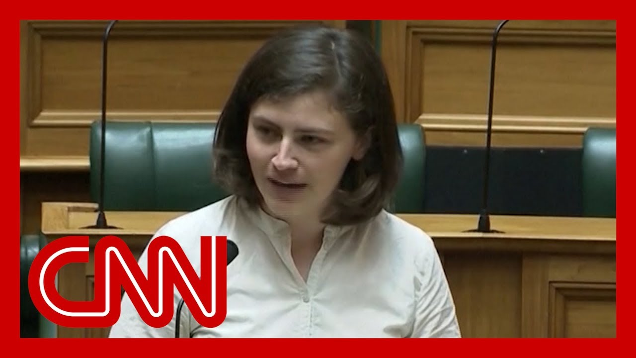 New Zealand lawmaker shuts down heckler: 'OK, boomer' 5