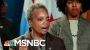 Chicago Mayor: Teacher Strike Is Over 'We Need To Get Back To work' | Velshi & Ruhle | MSNBC 3