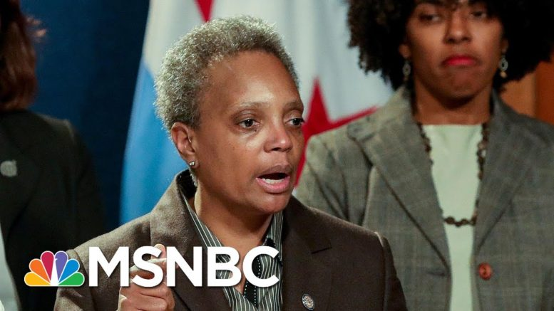 Chicago Mayor: Teacher Strike Is Over 'We Need To Get Back To work' | Velshi & Ruhle | MSNBC 1