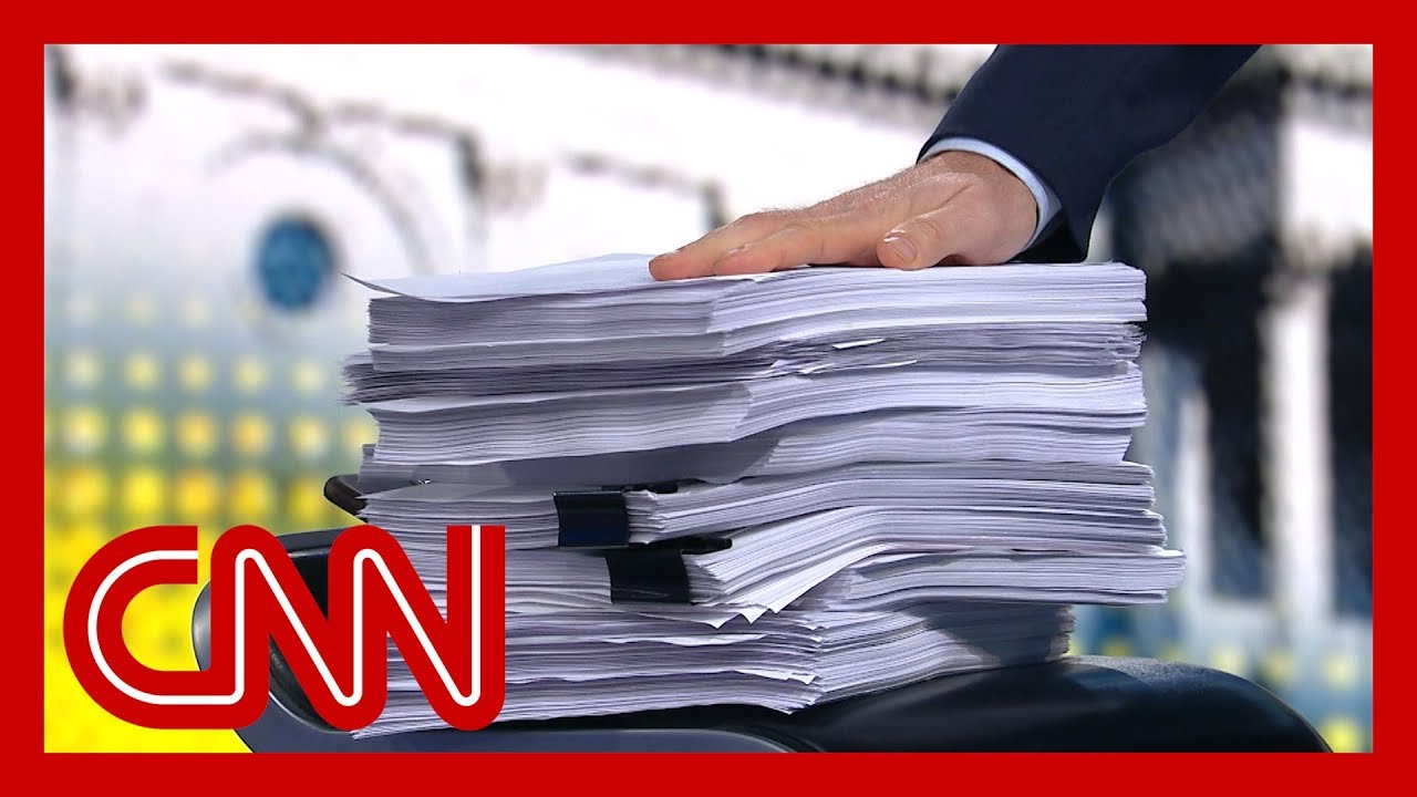 Jake Tapper: Lindsey Graham won't read these ... it's his job. 11