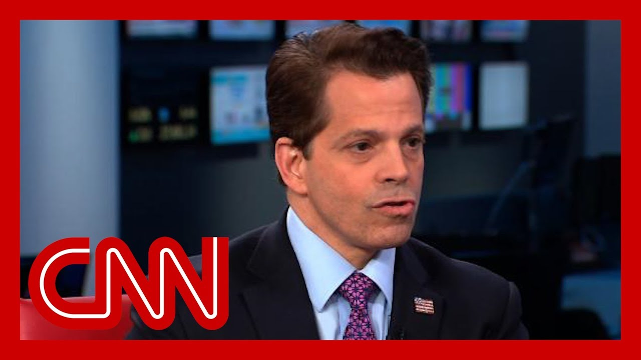 Anthony Scaramucci likens Donald Trump support to a cult 7