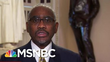 Meeks: 'Just About All' Witnesses Have Corroborated Whistleblower's Allegations' | MTP Daily | MSNBC 10