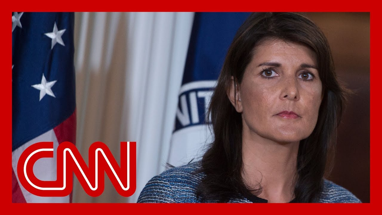 WaPo: Nikki Haley says top aides wanted her to undermine Trump 7
