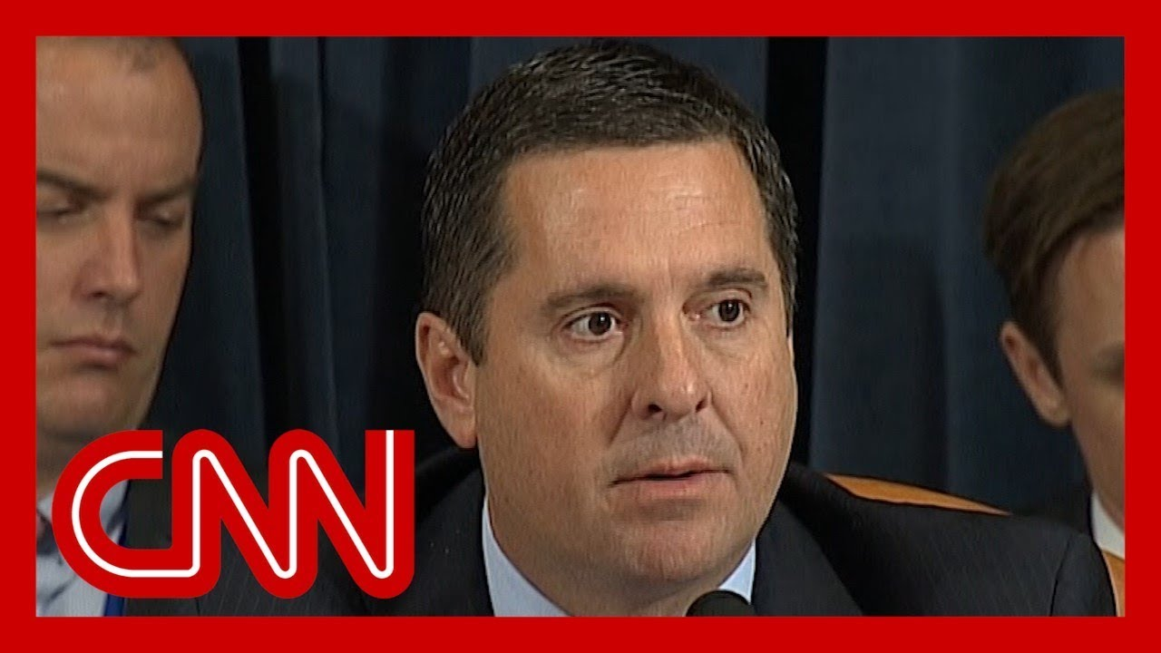 Watch Rep. Devin Nunes' full opening statement at impeachment hearing 12
