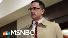Latest Impeachment Witness Corroborates Amb. Taylor's Account Of A Quid Pro Quo | Deadline | MSNBC 1
