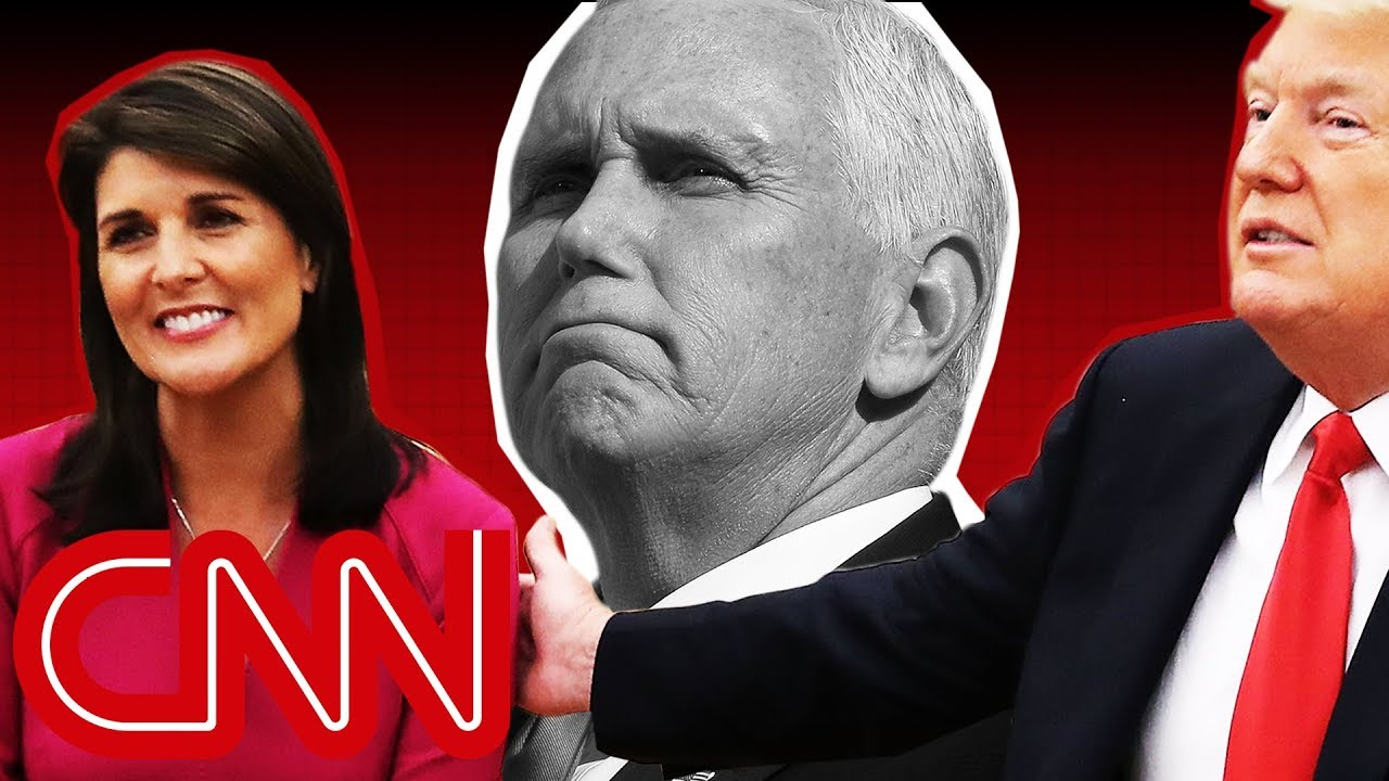 President Trump and Nikki Haley's complicated relationship 8