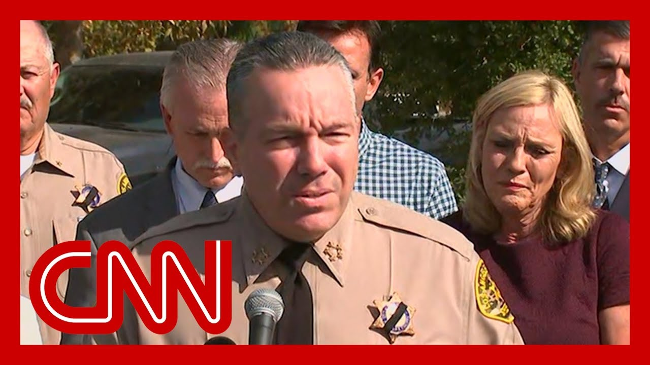Deadly high school shooting in Santa Clarita, California 1