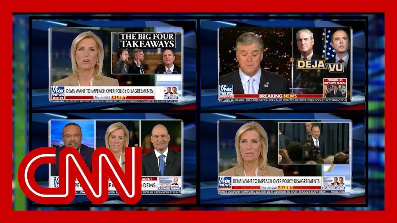 Fox News hosts attack impeachment witnesses 8