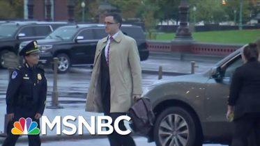 Another Key Witness Confirms Trump Quid Pro Quo On Ukraine | Hardball | MSNBC 6