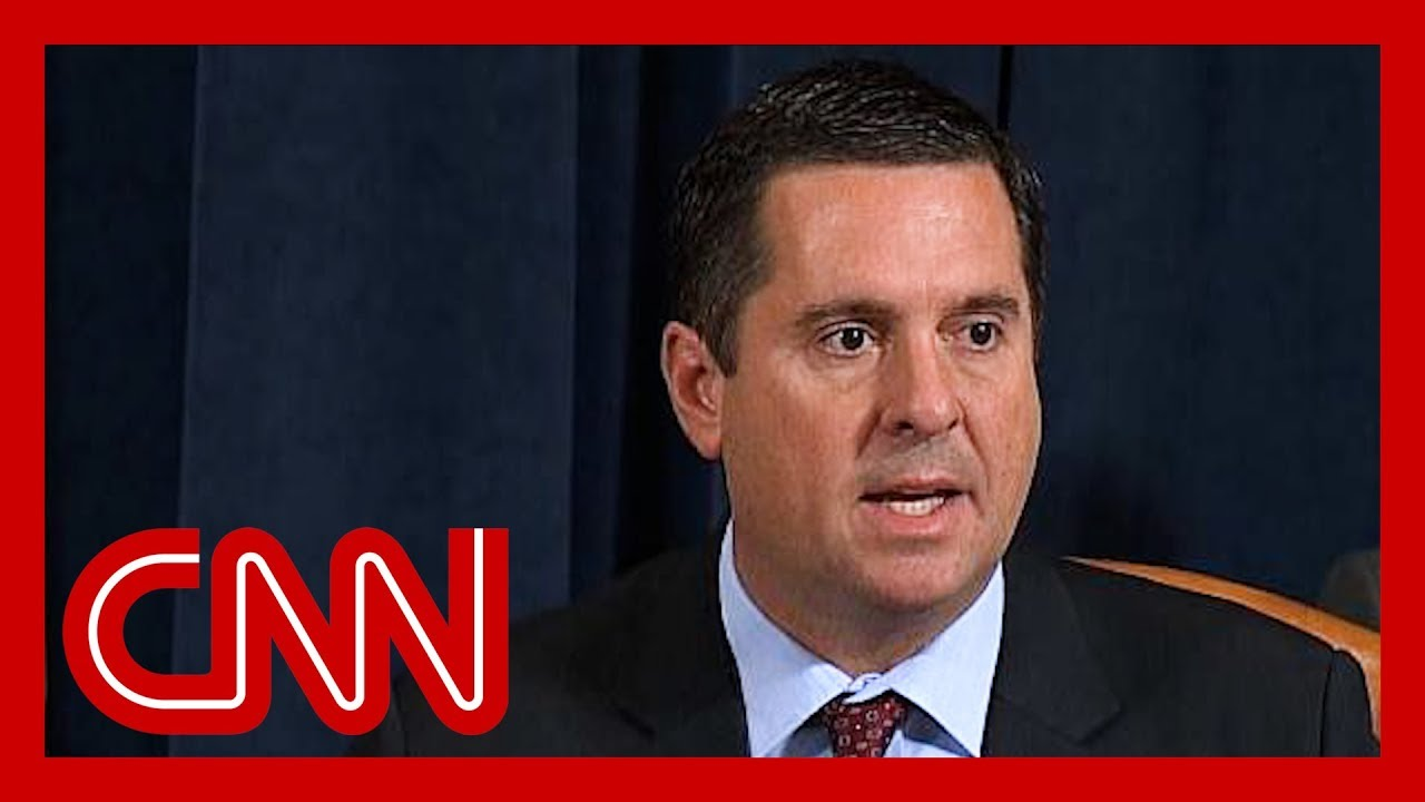 Devin Nunes gives his opening statement in 2nd public impeachment hearing 9
