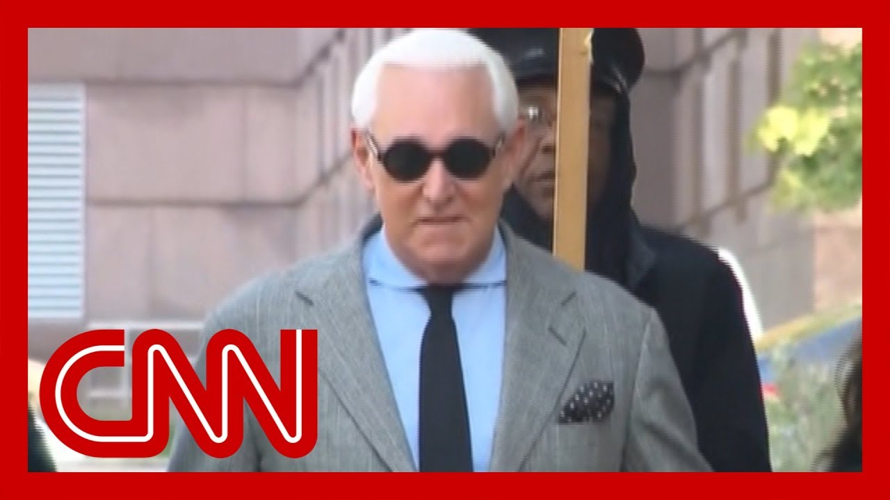 Trump associate Roger Stone found guilty on all counts 6