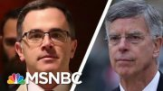 Exposed: Fmr Trump Aide Joins Witnesses Who Confirm Ukraine Quid Pro Quo Plot | MSNBC 4