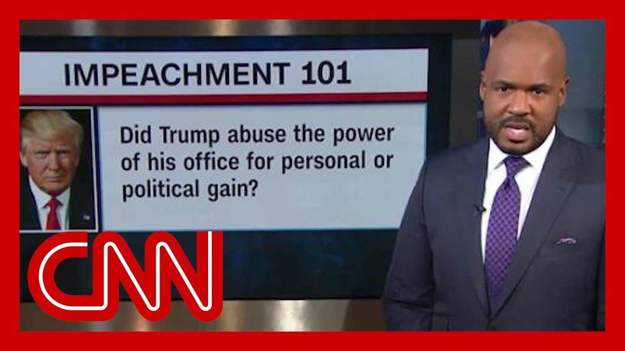 CNN's Victor Blackwell breaks down the impeachment probe 2