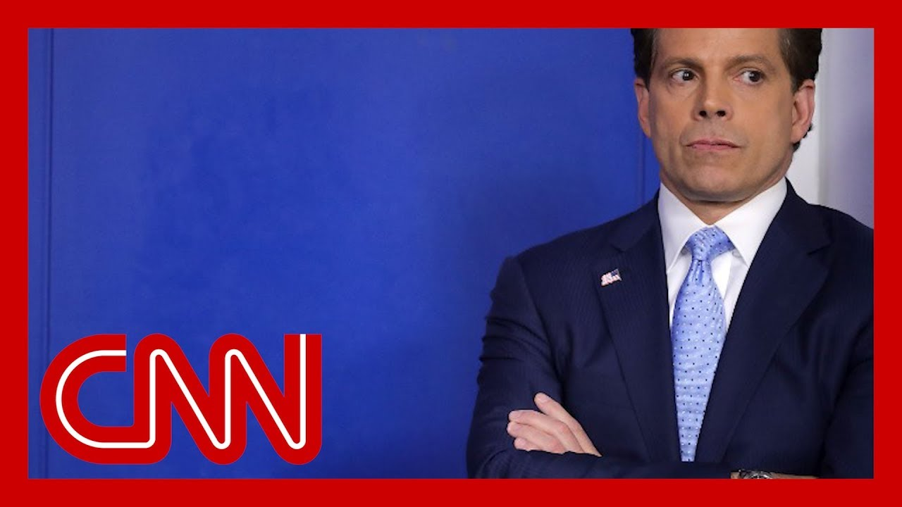 Anthony Scaramucci: Trump's attack is absolutely disgusting 2
