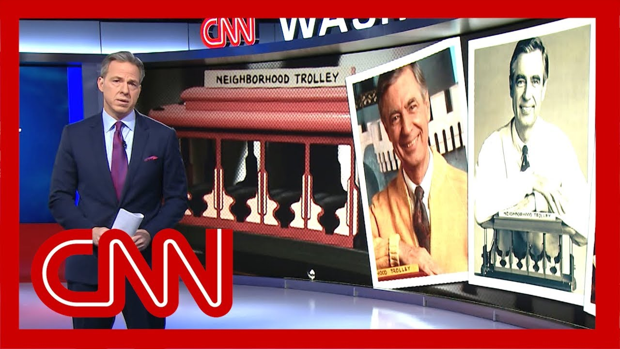 Jake Tapper rethinks today's politics through the lens of Mr. Rogers 7