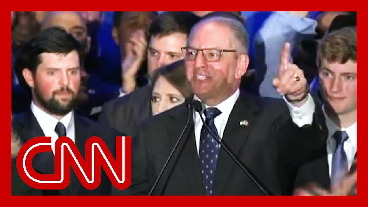 Louisiana Democratic Governor defeats Trump-backed businessman, CNN projects 8