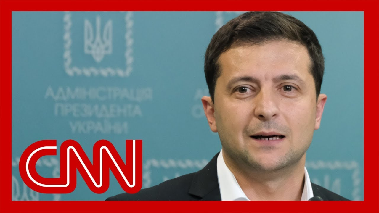 How Ukrainian President Zelensky almost appeared on CNN ... and then didn't 1