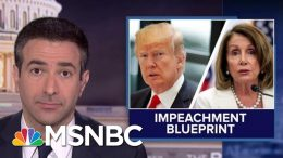Ari Melber: 'Historic' Vote Moves Dems Closer To Impeaching Trump | The Beat With Ari Melber | MSNBC 1