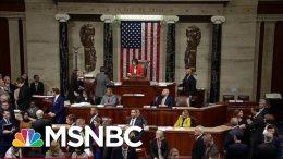 Dem On Key Impeachment Committee Details Historic Floor Vote Against Trump | MSNBC 6