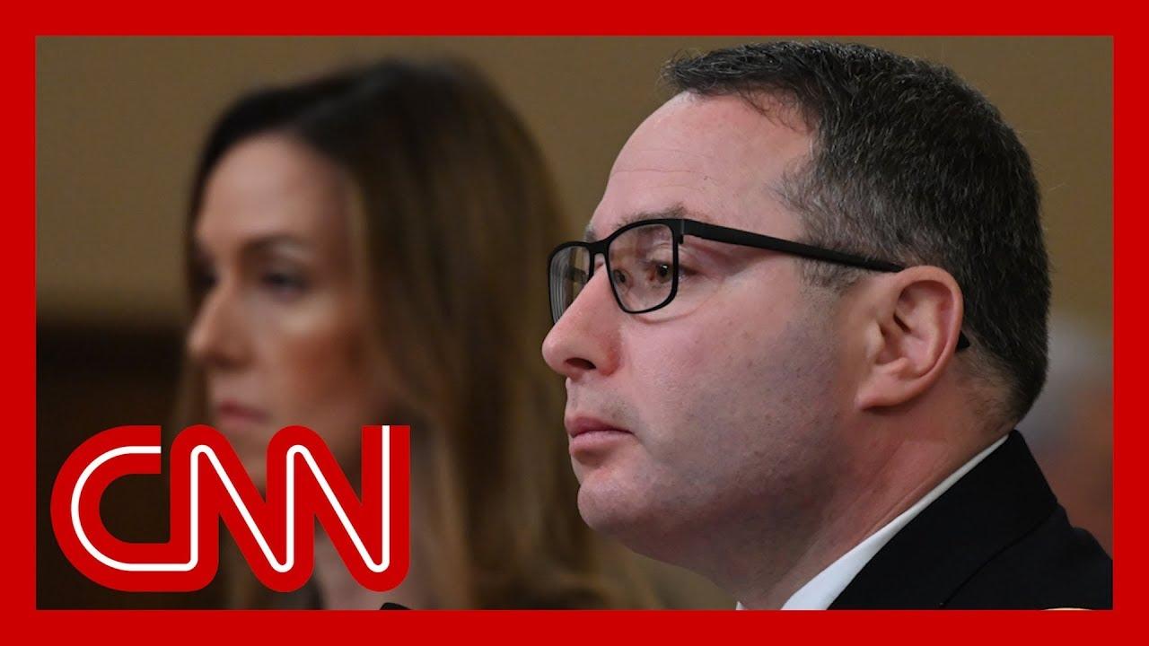 Vindman: Improper for Trump to demand Biden investigation 5