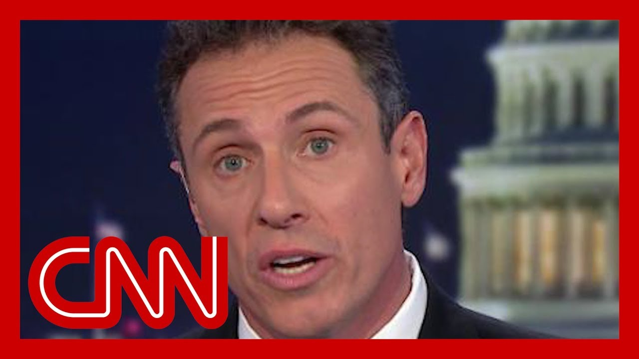 Chris Cuomo: If GOP is desperate for truth, why hide witnesses? 2