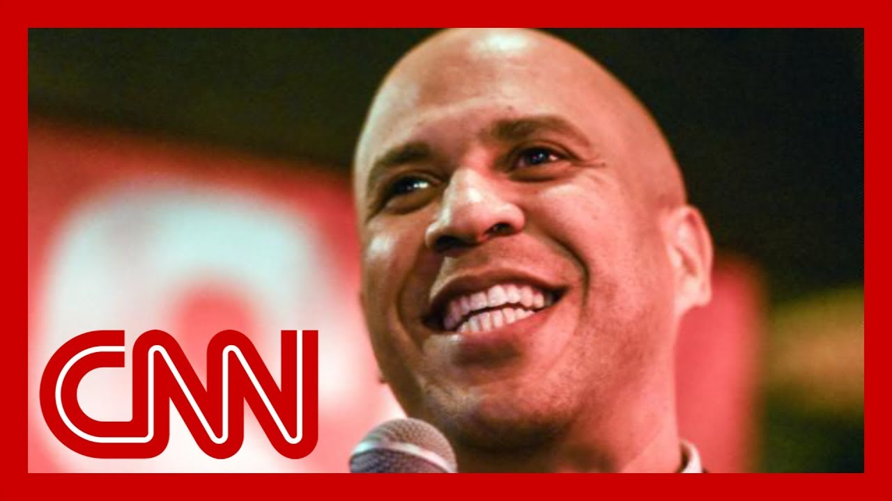 Cory Booker: A street fighter with a message of love 1