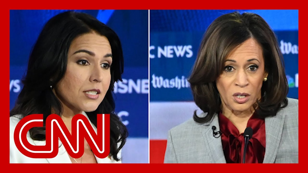 Kamala Harris rips Tulsi Gabbard's Fox News appearances 3