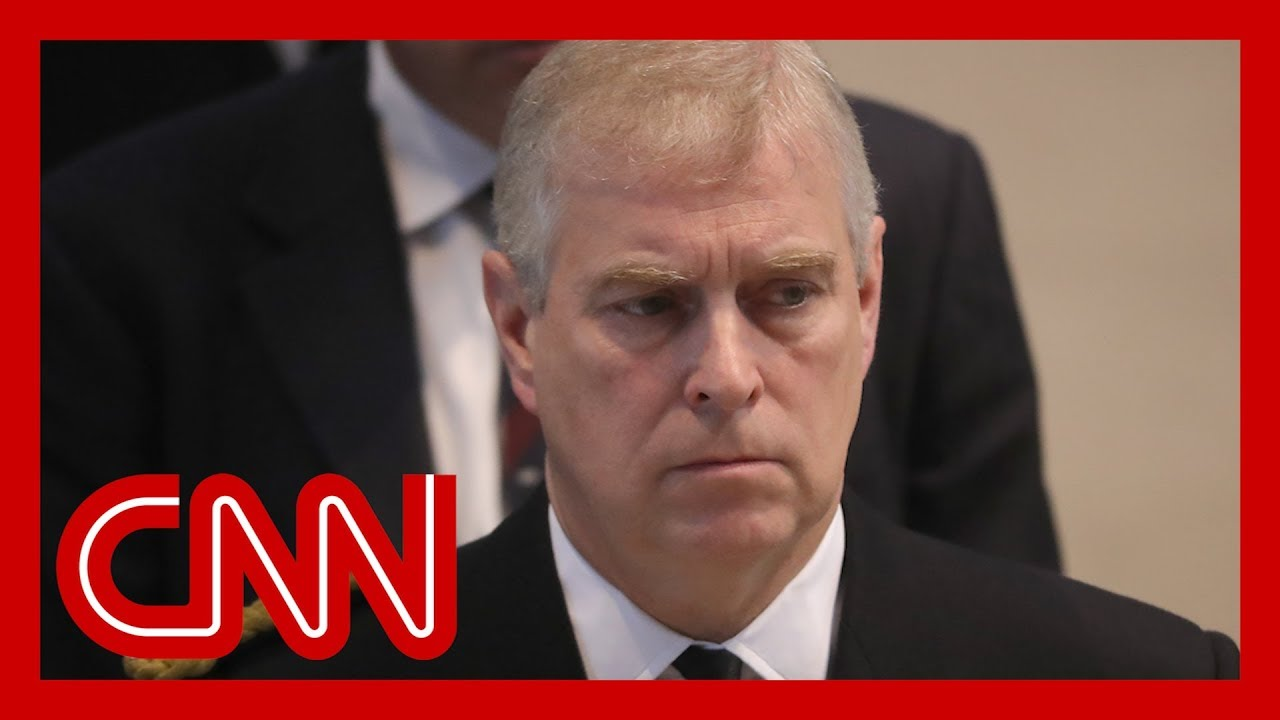 Prince Andrew steps back from royal duties 2