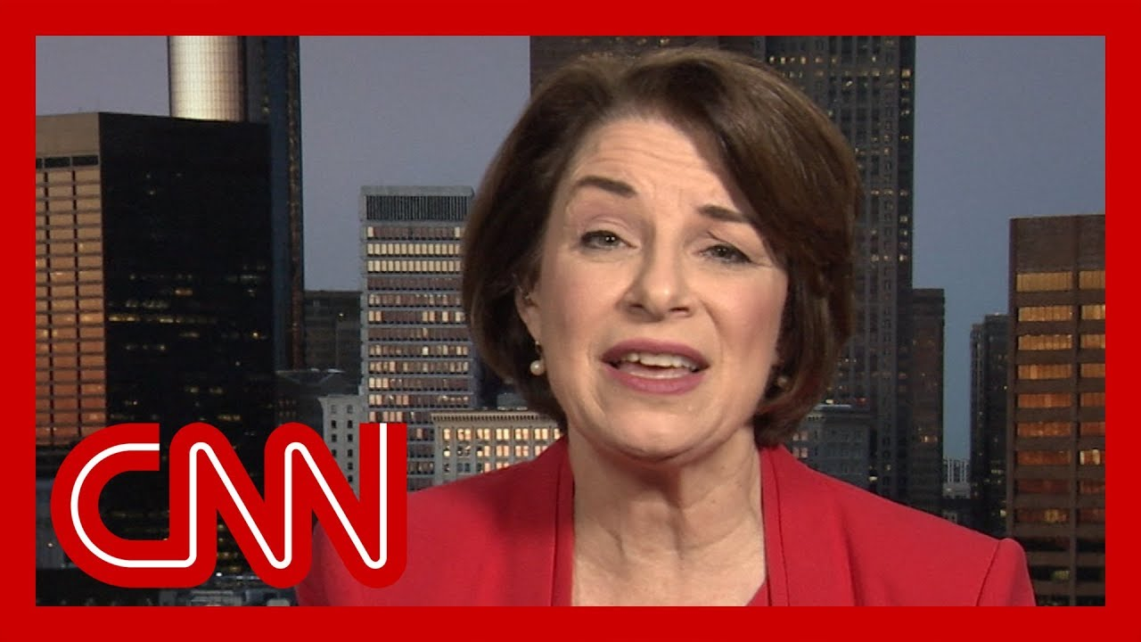 Klobuchar on hearings: This is a 'decency check' on Trump 6
