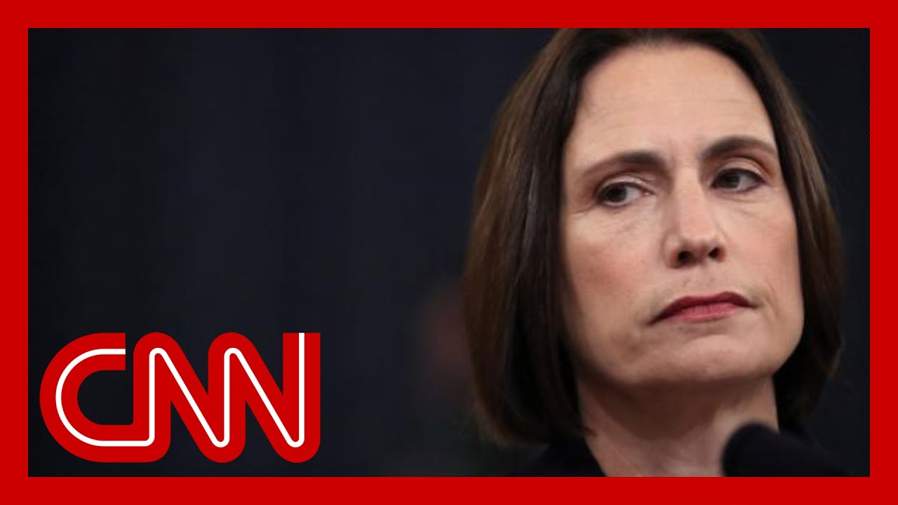 Hear Fiona Hill's full opening impeachment hearing remarks 6