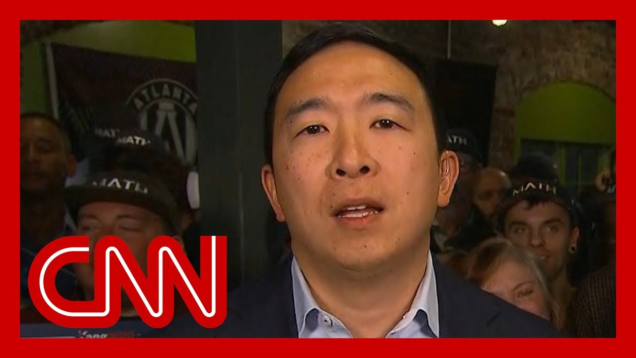 Andrew Yang: This is what voters are telling me about impeachment 7