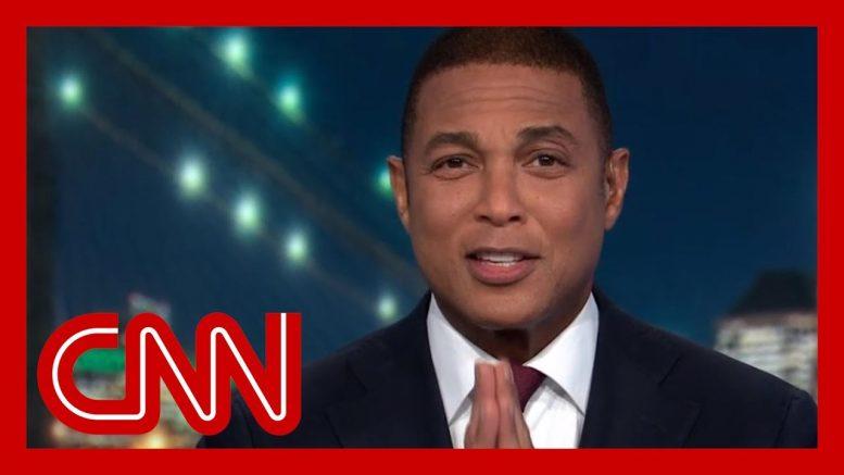 Don Lemon: Please let Trump's 'fireside chat' happen 1