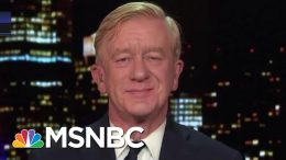 Trump's GOP Challenger Bill Weld On The House's Impeachment Vote | The Last Word | MSNBC 3