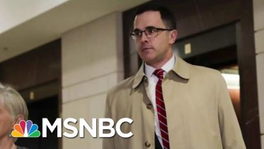 House Member: W.H. Official Corroborating Fact Witness On Trump Quid Pro Quo | The Last Word | MSNBC 6