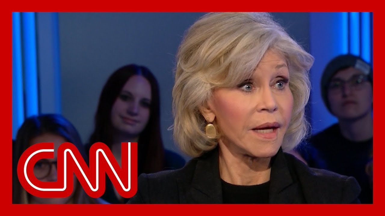 Jane Fonda's plan to get through to Trump on climate crisis 8