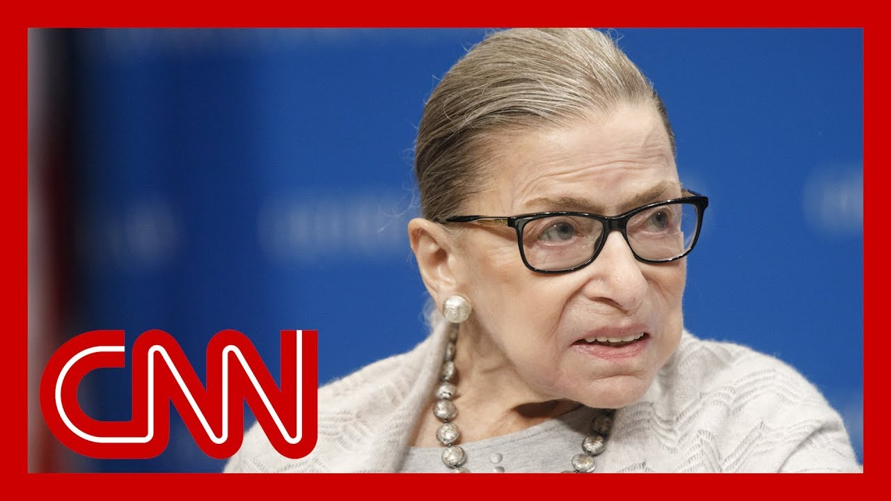 Ruth Bader Ginsburg hospitalized with chills and a fever 1