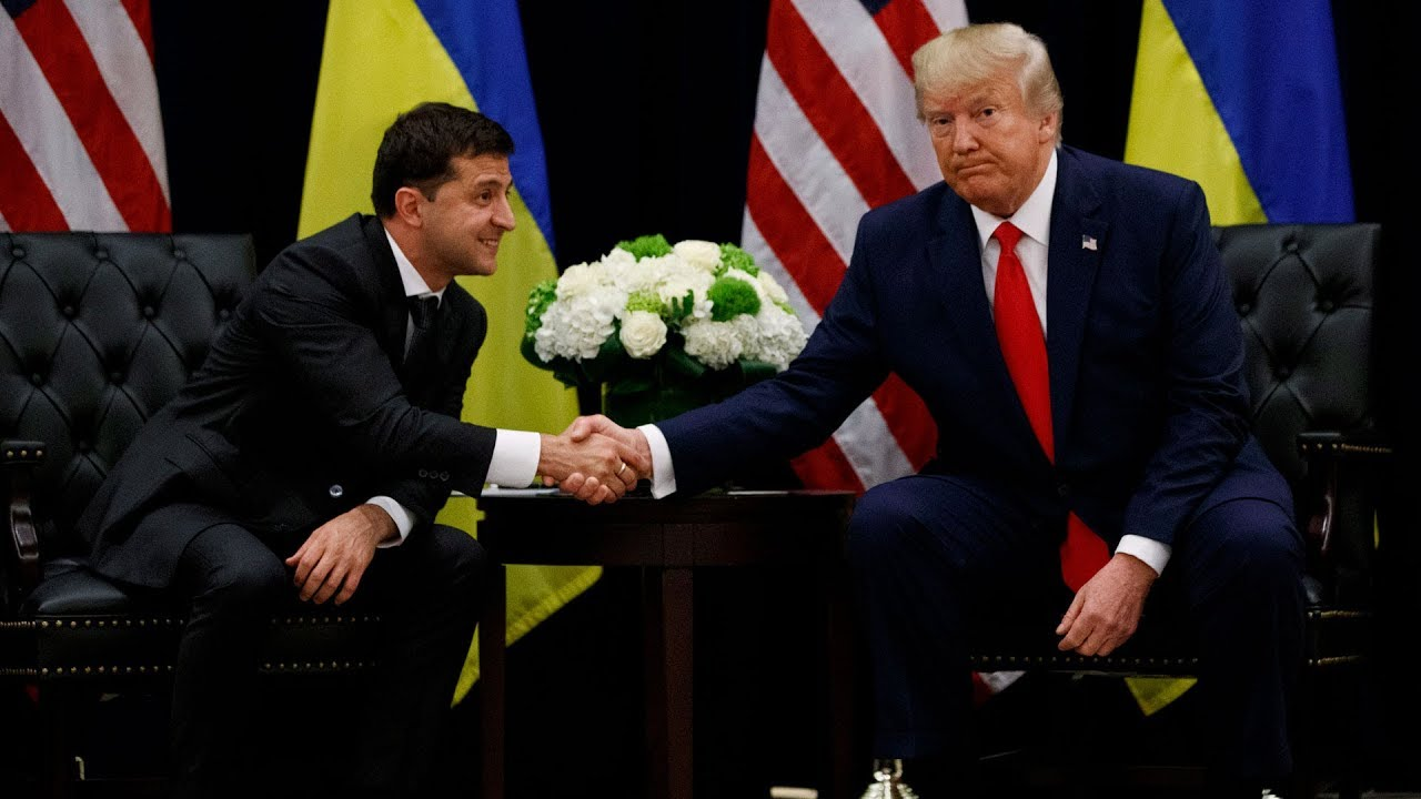 "Testimony suggests ""quid pro quo"" relationship between Trump and Ukraine 4"