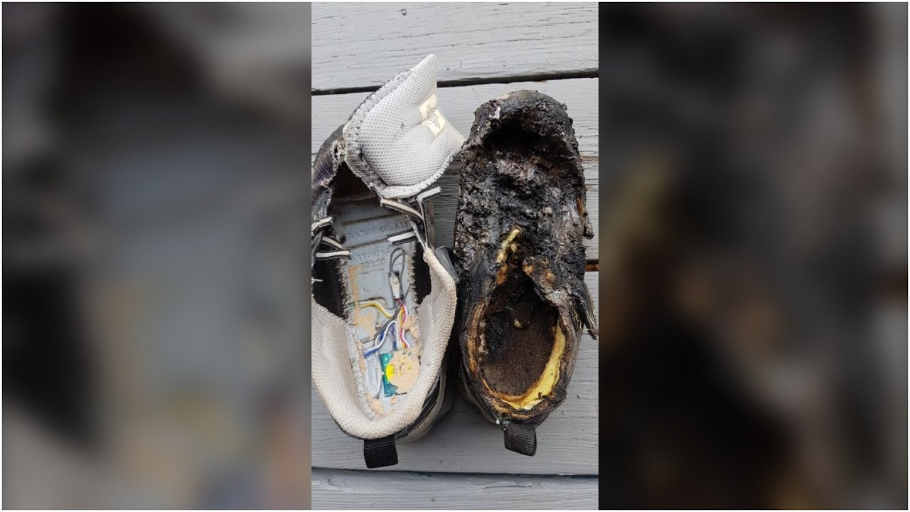 Ont. mother blames son's light-up shoes for fire inside home 2