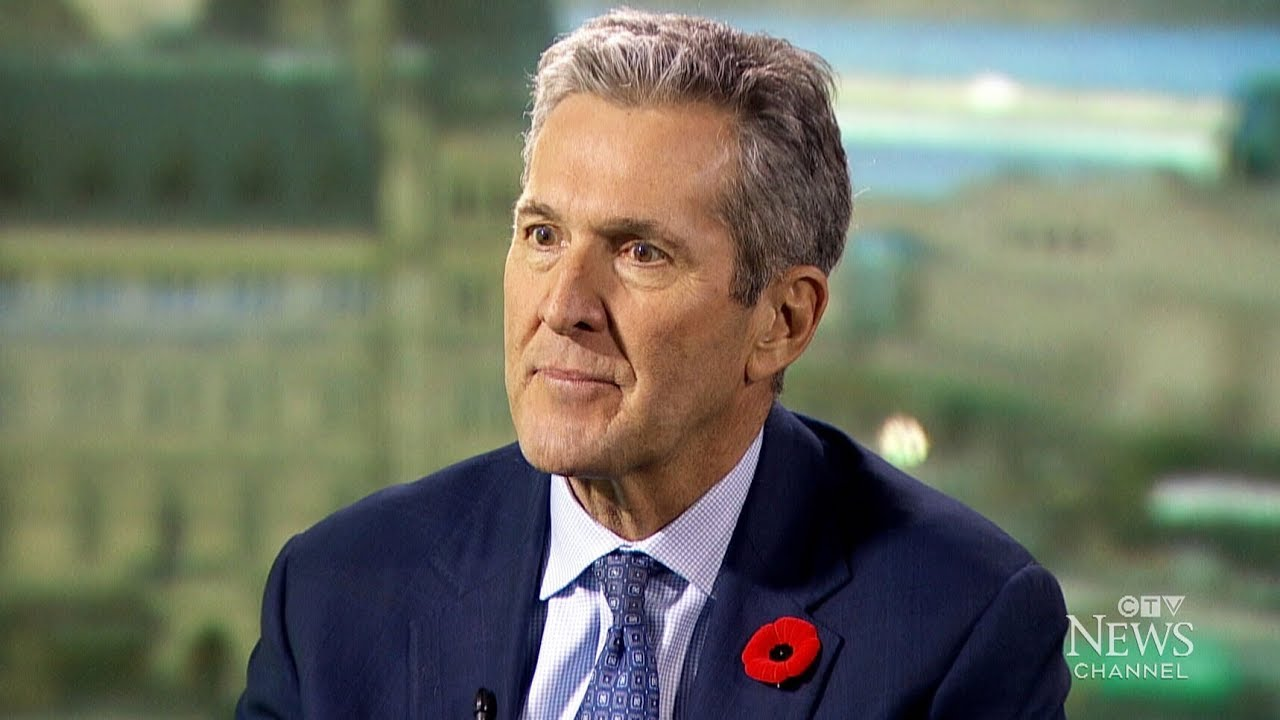"""Trudeau should heal the rifts"": Pallister on western alienation 8"