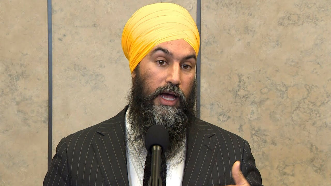 Full press conference: Jagmeet Singh on meeting with PM Trudeau 6