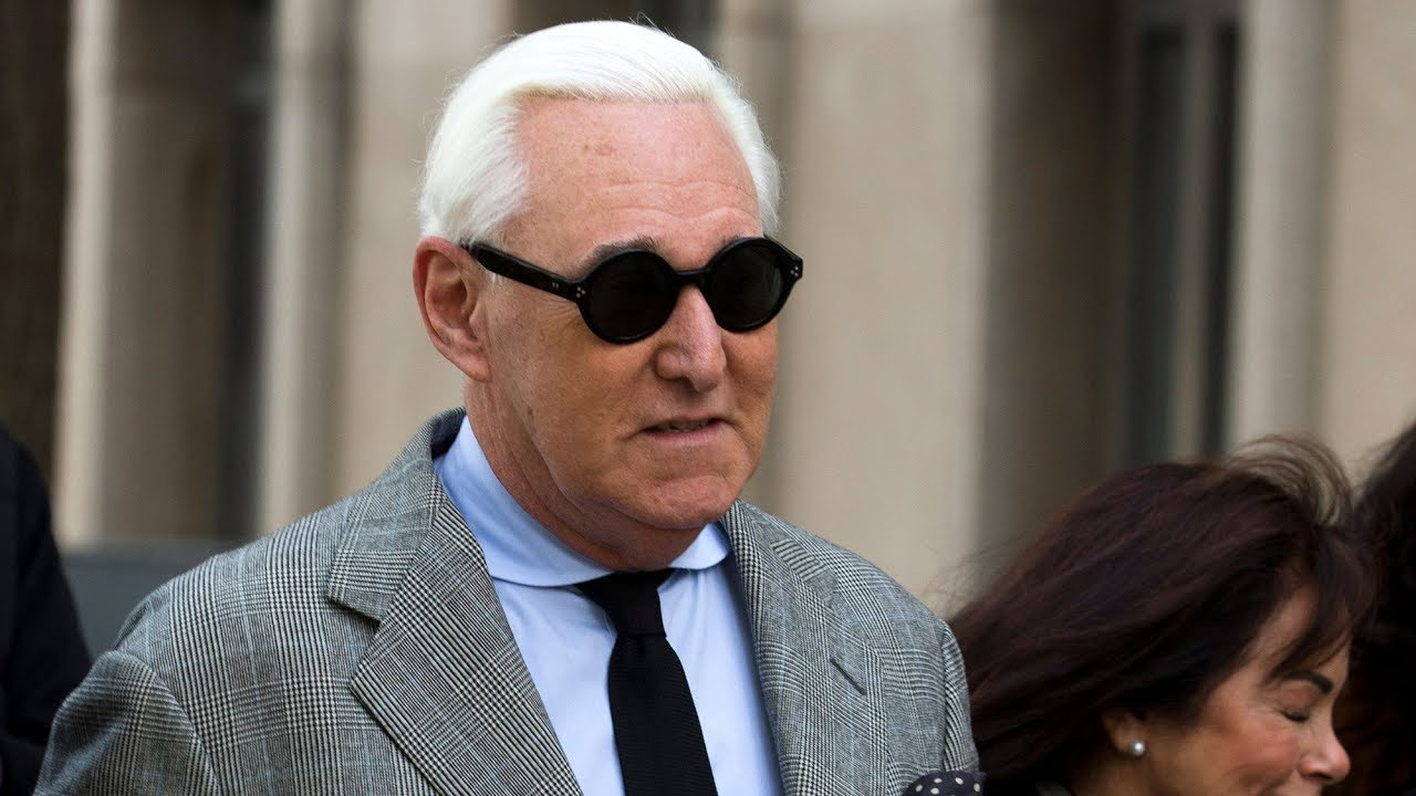 Roger Stone found guilty on all counts and could spend up to fifty years in prison 4