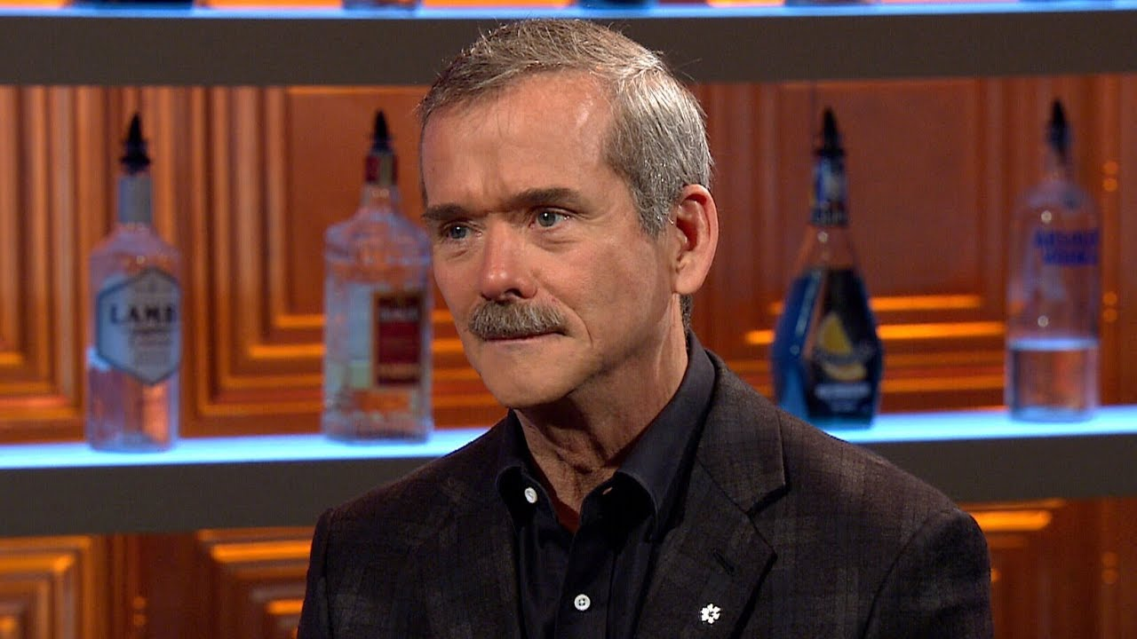 Astronaut Chris Hadfield: From space dreams to space flight 8