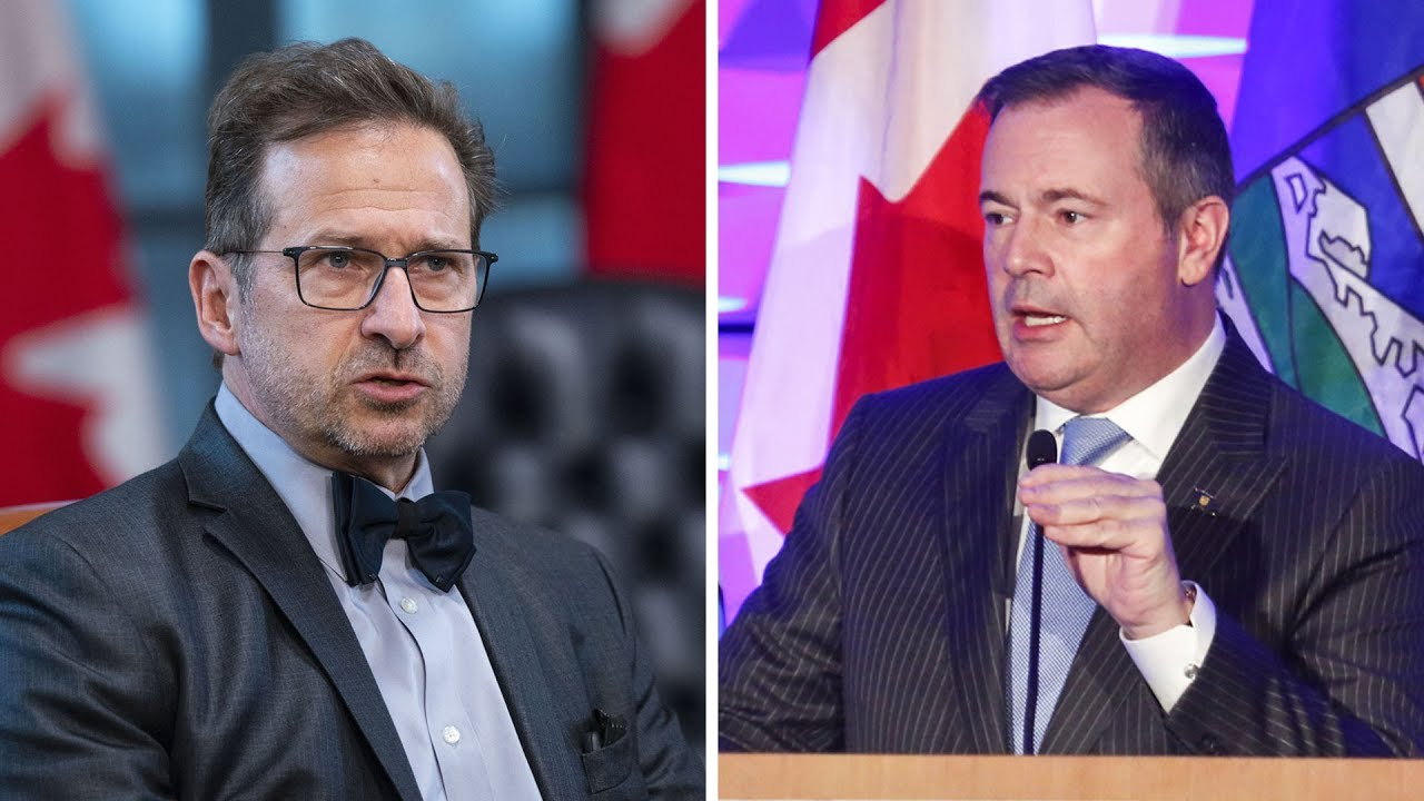 War of words between the Bloc's Yves-François Blanchet and Alberta's Jason Kenney 6
