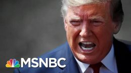 As Damning Impeachment News Piles Up, Will Republicans Stick By Trump? | The 11th Hour | MSNBC 3