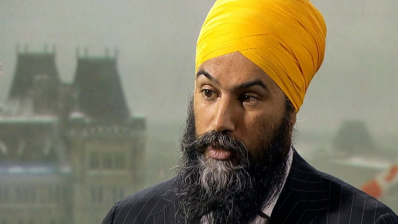 What are the NDP's demands for a minority Liberal government? 6