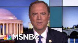 Adam Schiff: Expect Impeachment Inquiry Transcripts Release Next Week | Rachel Maddow | MSNBC 7