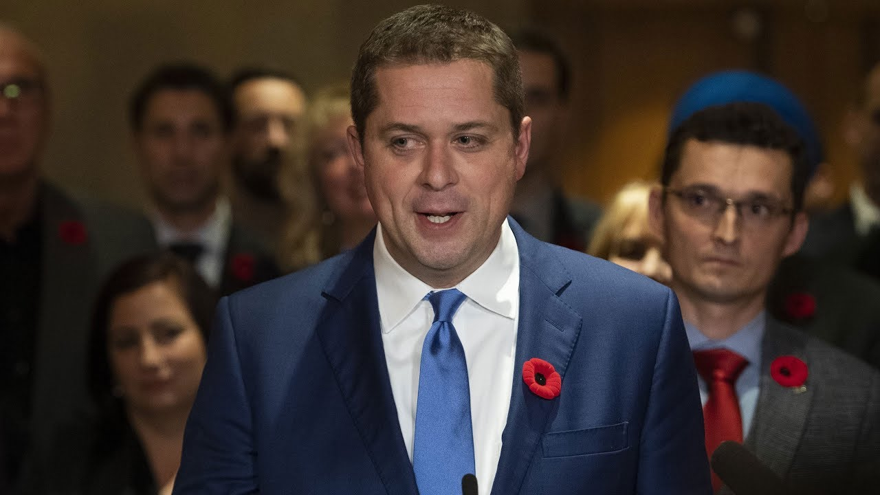 Andrew Scheer fires two top staff in the wake of election loss 6