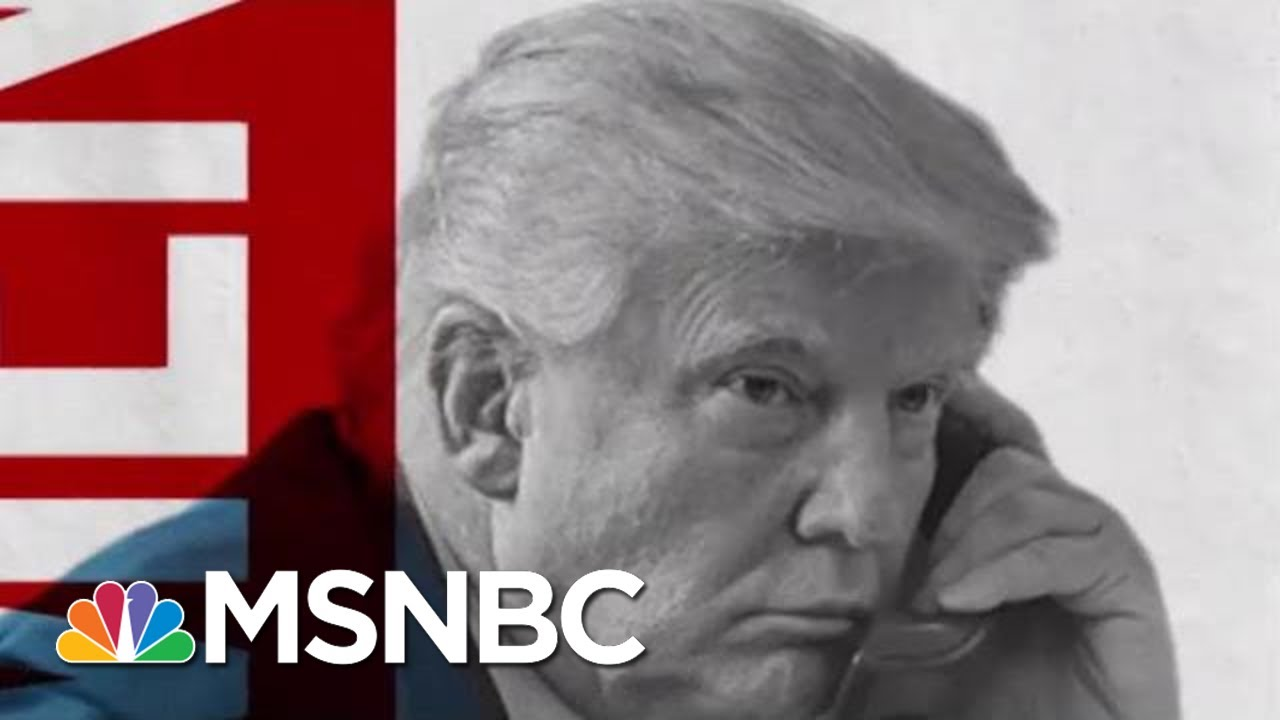 Trump's Nixon Problem: When Republicans Bail On Impeachment | The Beat With Ari Melber | MSNBC 4
