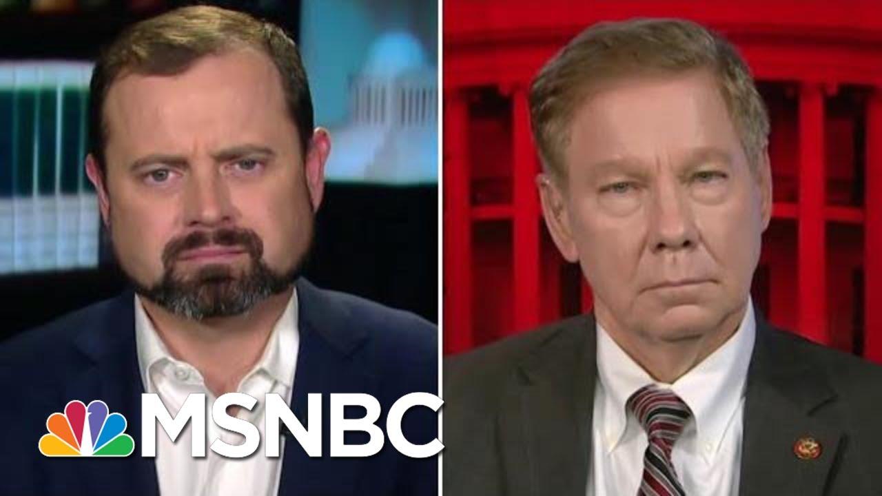 Congressional Veterans On Trump Impeachment And How Politicians View 'Tough Votes' | MSNBC 9